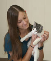 Ryann, Vet Technician at Oro Valley Animal Hospital