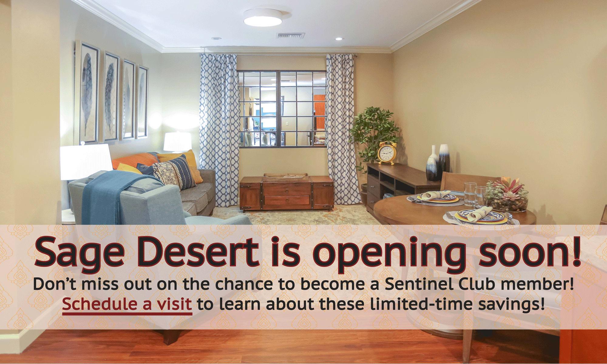 Senior living in Tucson, AZ