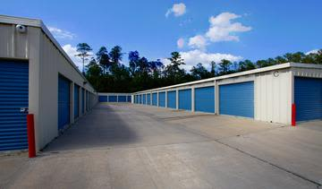 Storage units at StorageMax Grants Crossing