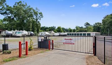 Rent a storage unit from StorageMax Luckney
