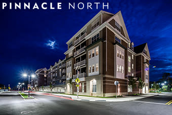 View the Pinnacle North website today