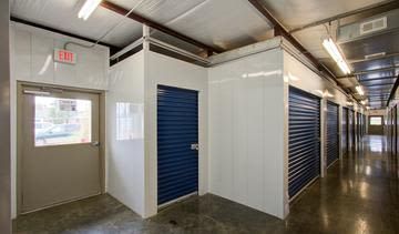Storage units at StorageMax Byram