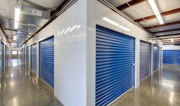 Moving shouldn't be a hassle. Store your things at StorageMax Byram