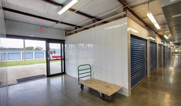 Convenient for stress-free storage with StorageMax Byram