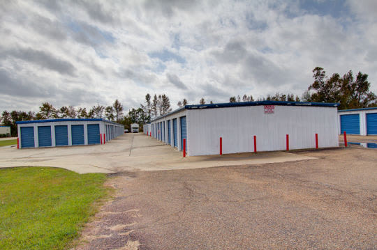 Storage units for rent in Byram, MS