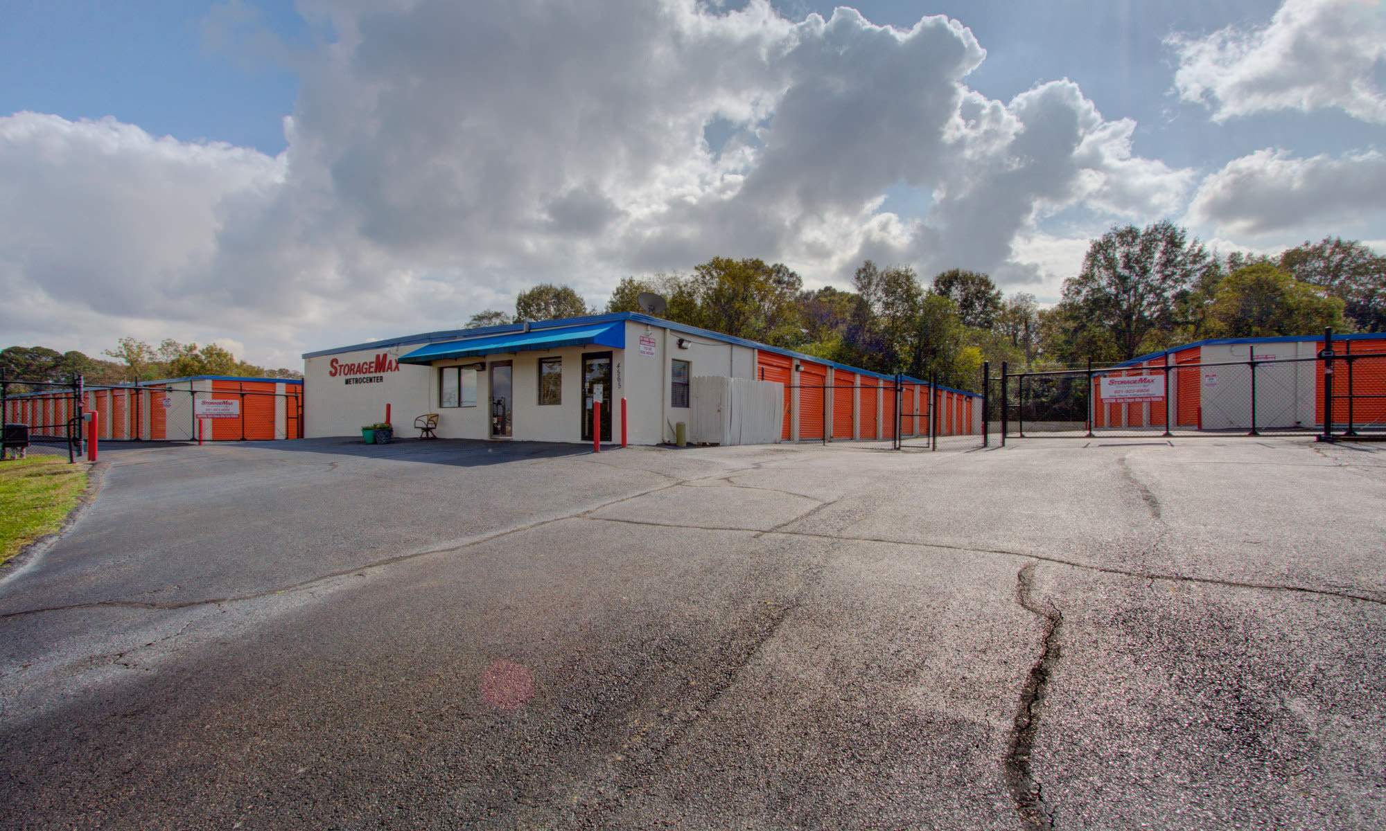Self storage in Jackson MS