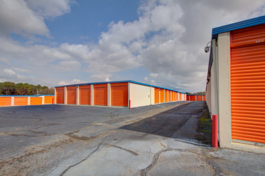 Storage units for rent in Jackson, MS