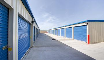 Self-Storage units in Madison