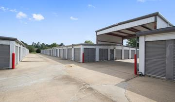 Storage units at StorageMax Crossgates
