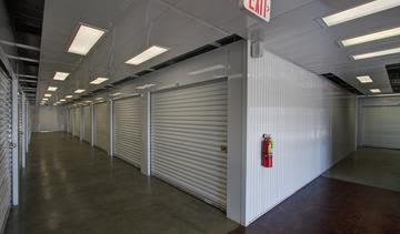 Storage units at StorageMax Tupelo 2