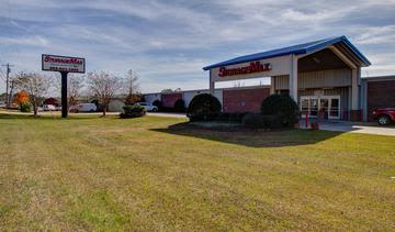 Exterior view at StorageMax Tupelo 2
