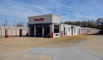 Drive Up At StorageMax Tupelo