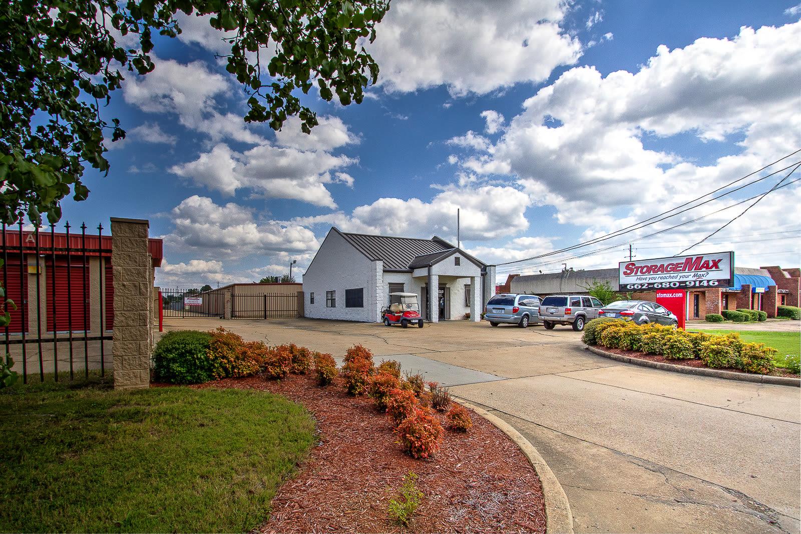 Self storage in Tupelo MS