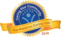 Caring stars award for Arbour Square of Harleysville in Harleysville, PA