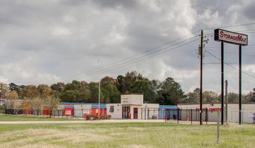 Exterior view at StorageMax Southwest