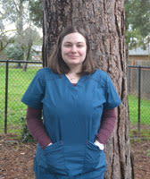 Sarah at Tigard animal hospital