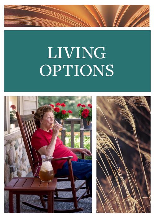 Living Options at South Pointe Senior Living in Washington, Missouri