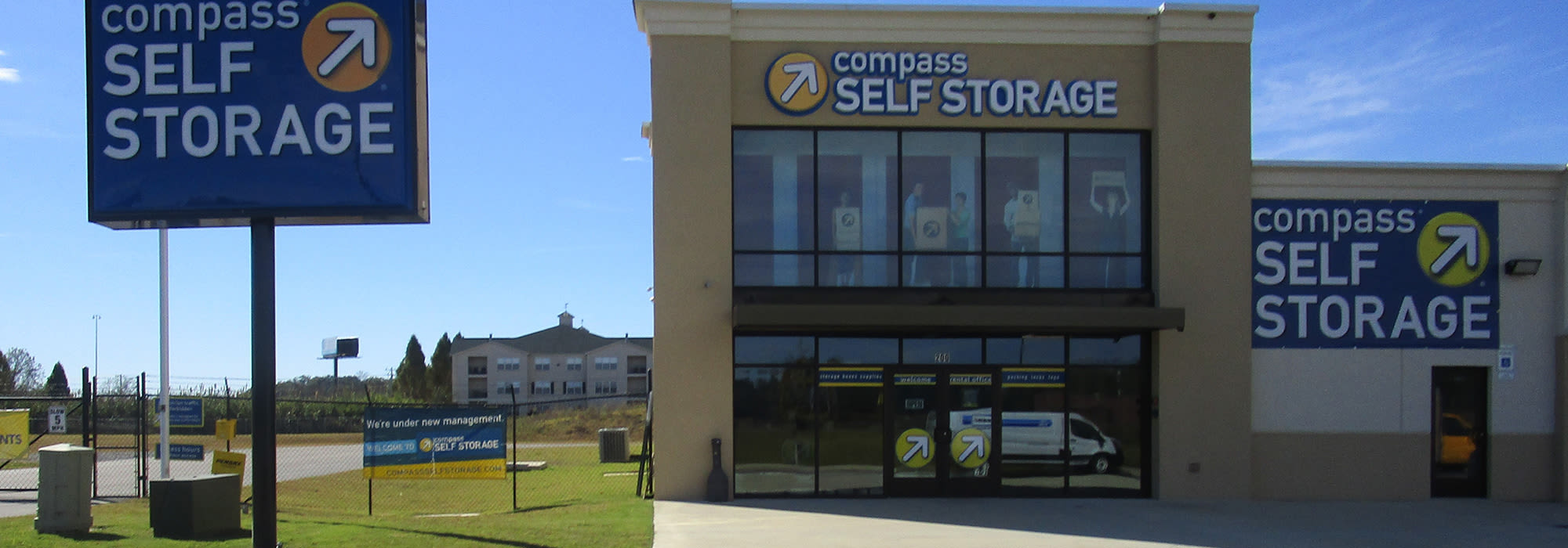Self storage in Montgomery AL