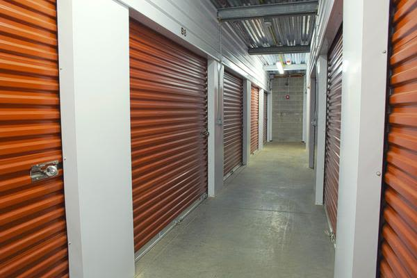 Storage units at Iron Gate Storage - Mill Plain in Vancouver, WA