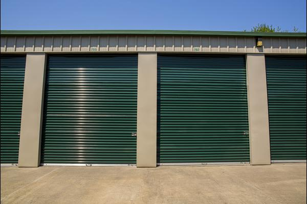 Storage units at Iron Gate Storage - Orchards in Vancouver, WA