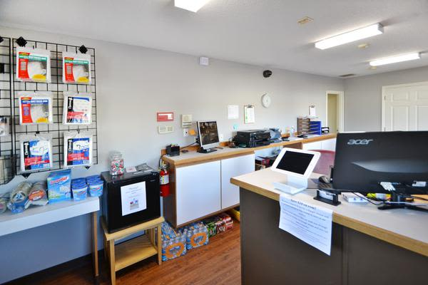 Main Office at Iron Gate Storage in Vancouver, WA