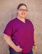 Hannah of Coronado Veterinary Hospital
