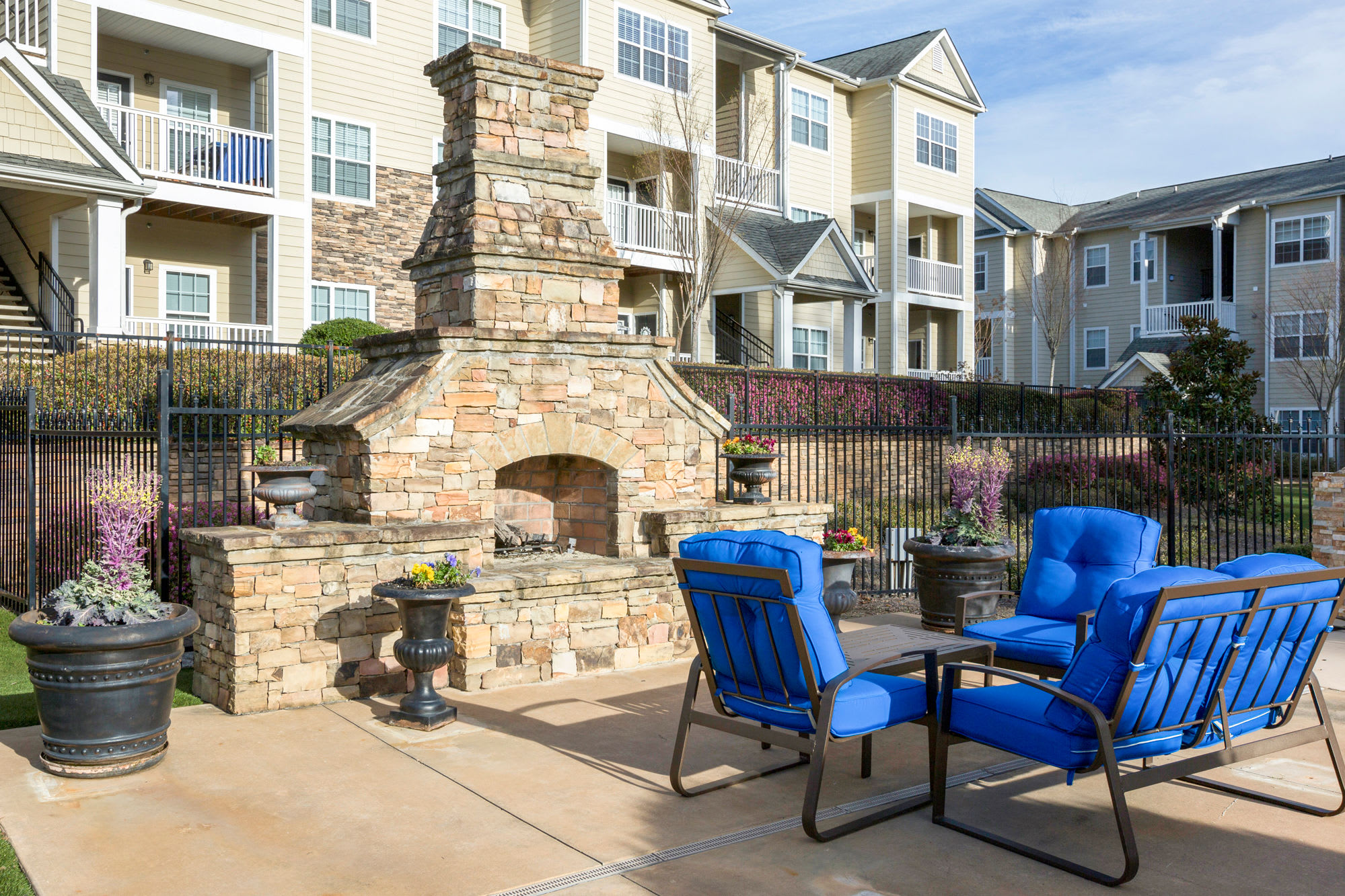 The Parke at Oakley offers beautiful homes for rent in Fairburn, GA