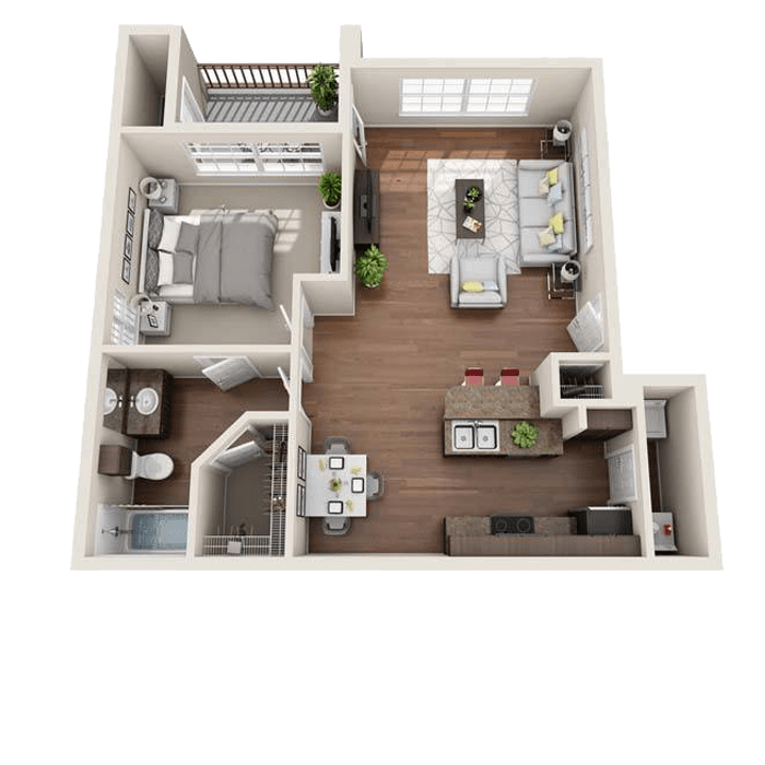 Luxury 1, 2 & 3 Bedroom Apartments in San Antonio, TX | The ...