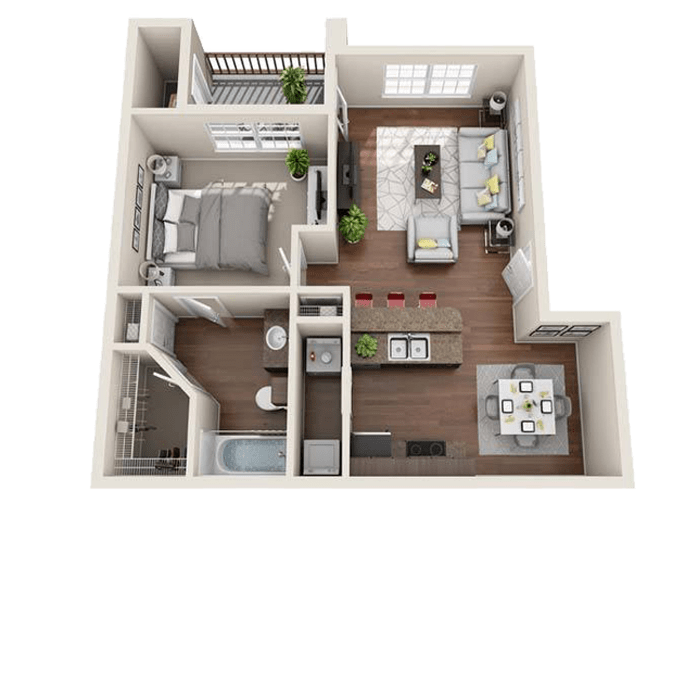 3 Bedroom Apartment Nyc: Luxury 1, 2 & 3 Bedroom Apartments In San Antonio, TX
