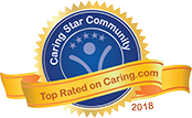 Caring.com 2018 Top Rated Community Award
