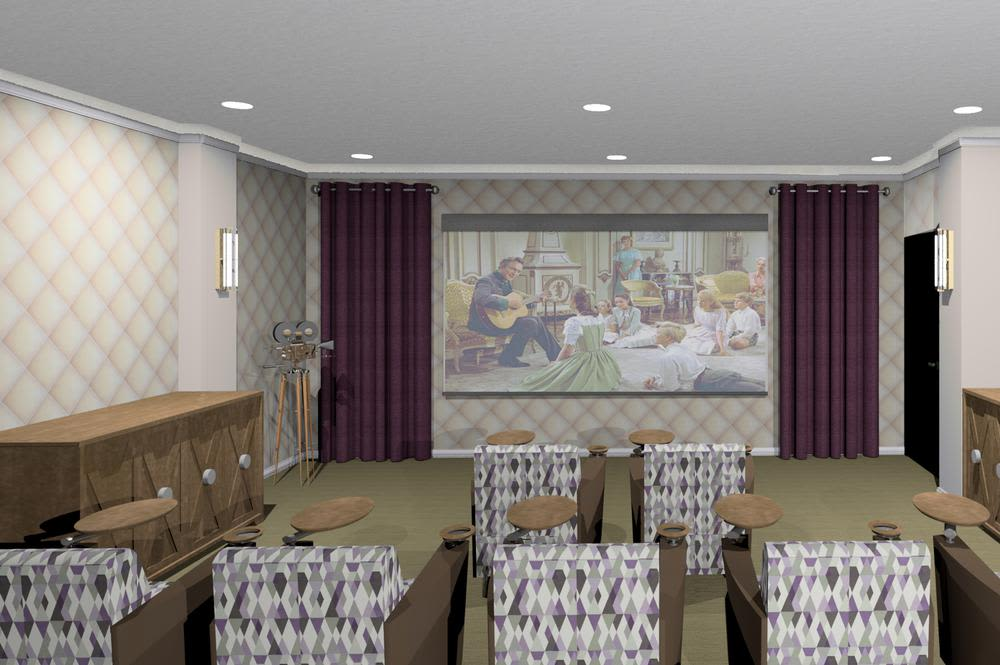 Theater of Artis Senior Living of Lakeview in Chicago, IL