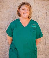 Heike Scott of Coronado Veterinary Hospital
