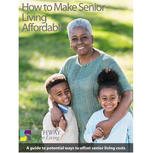 Affordable senior living photo card at Aspired Living of Westmont