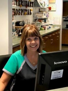 Donna at Lenoir Animal Clinic