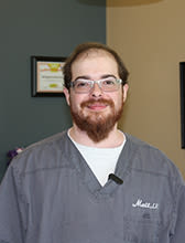 Matt Sowell at Lynnwood Animal Clinic