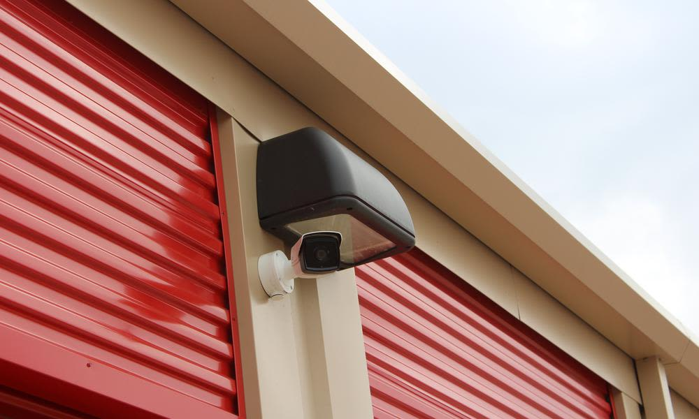 Really security to stock atPflugerville Self Storage in Pflugerville, TX