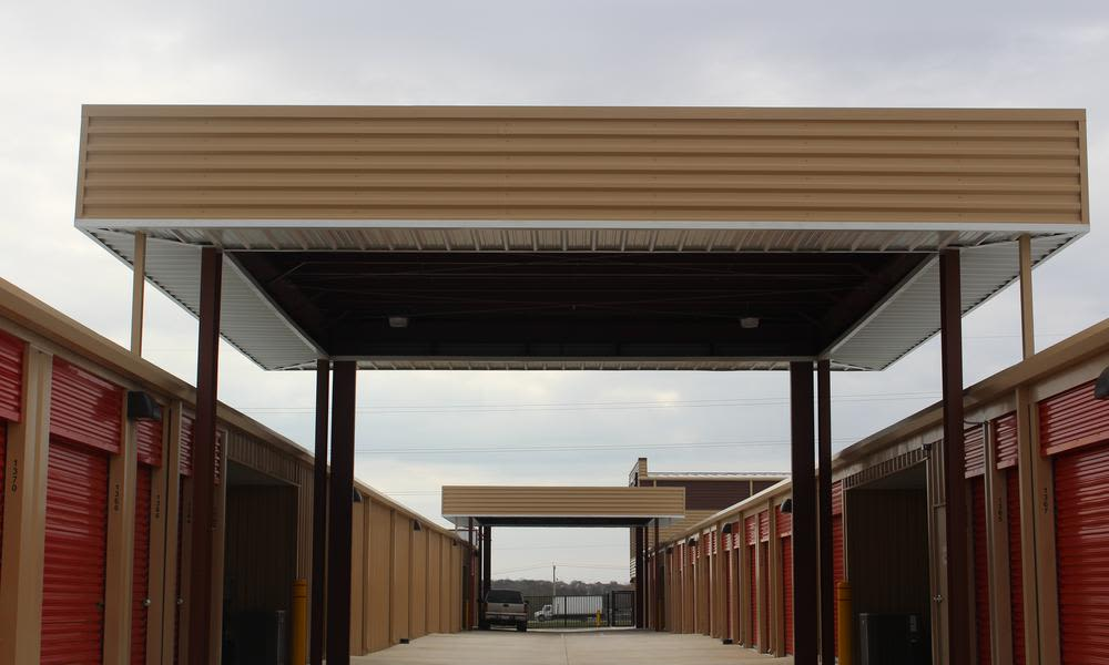 Clean place to stock at Pflugerville, Texas