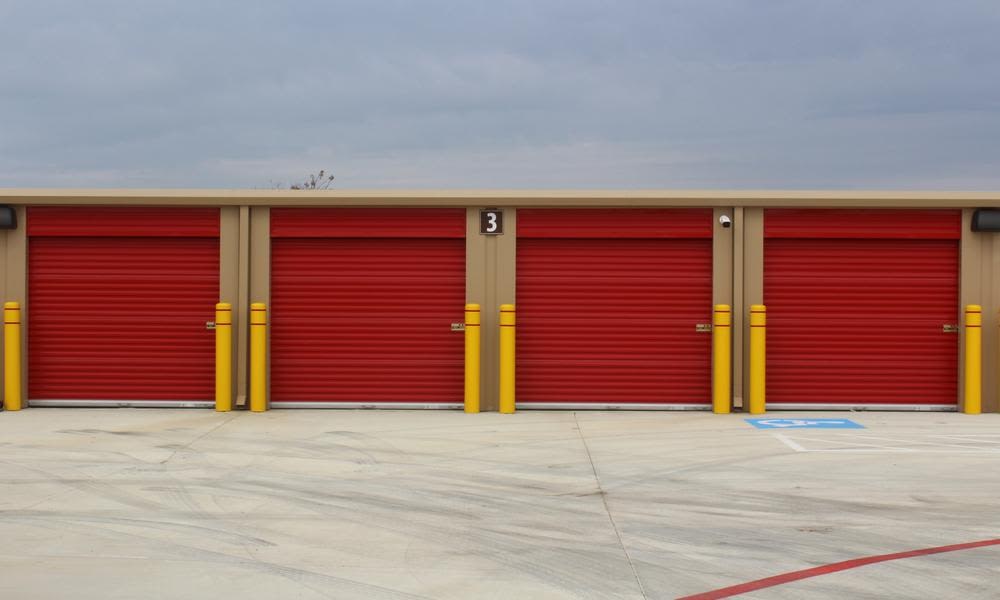 A place clean to stock atPflugerville Self Storage in Pflugerville, TX
