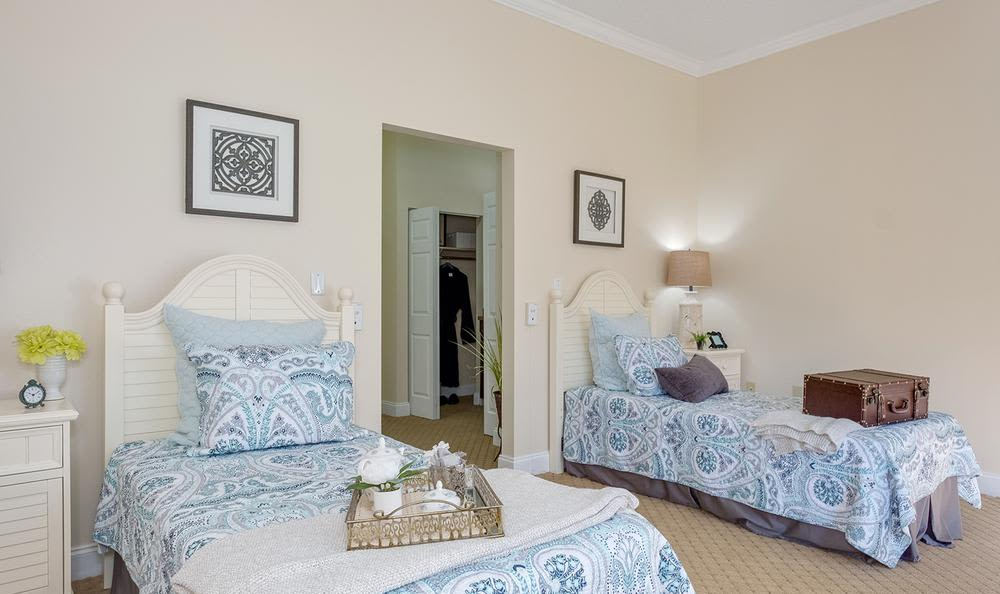 Bedroom at Grand Villa of Deerfield Beach in Deerfield Beach, Florida
