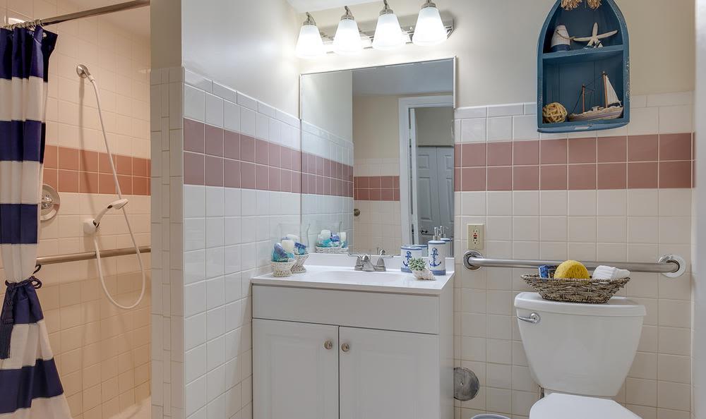 Bathroom at Grand Villa of Deerfield Beach in Deerfield Beach, Florida