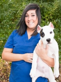 Brianne at Starch Pet Hospital in Des Moines, Iowa