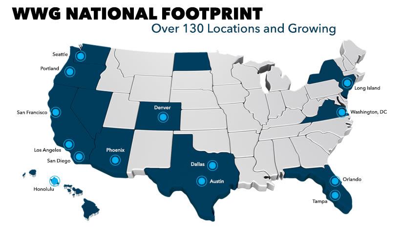 The William Warren Group Locations