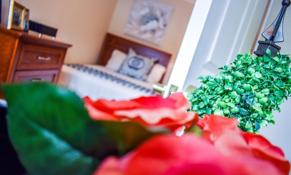 Bedroom male  at Artis Senior Living of Elmhurst in Elmhurst