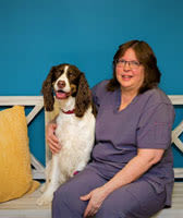 Patty, Team Member at St. Francis Veterinary Clinic