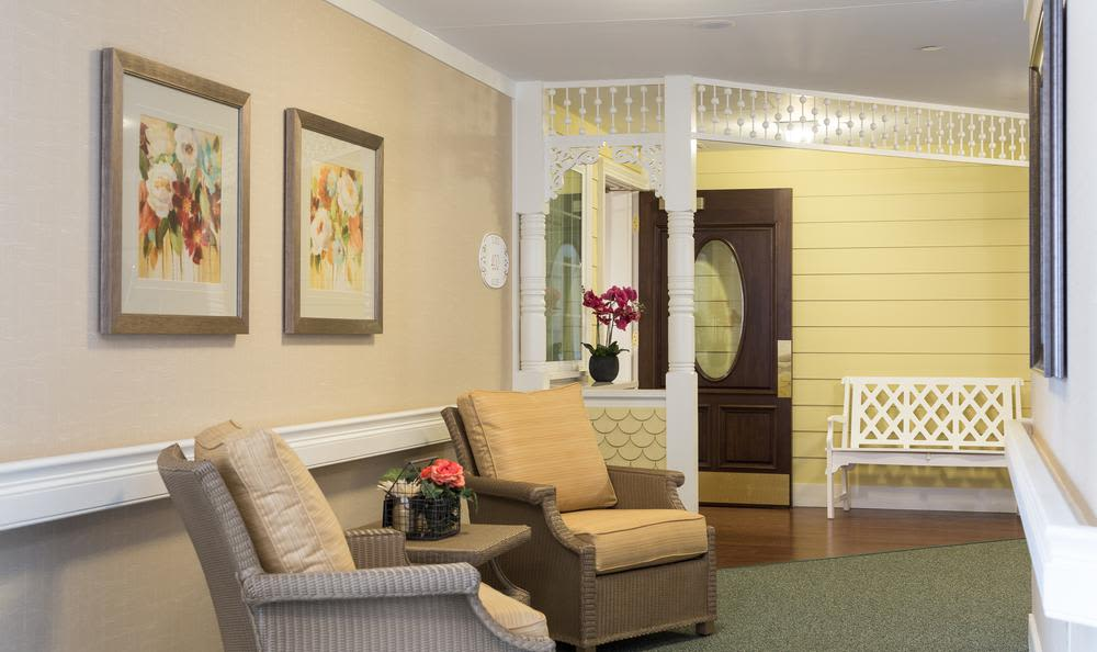 Reception at Artis Senior Living of Princeton Junction