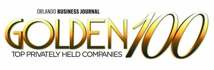 Orlando Business Journal Golden 100 Top Privately Held Companies