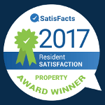 Hawthorne Ridge Apartments is a 2017 SatisFacts Resident satisfaction award winner in Conroe, Texas