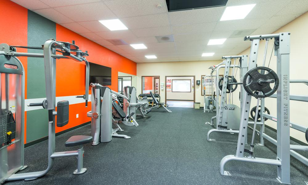 Fitness Center at Village at Seeley Lake in Lakewood, Washington