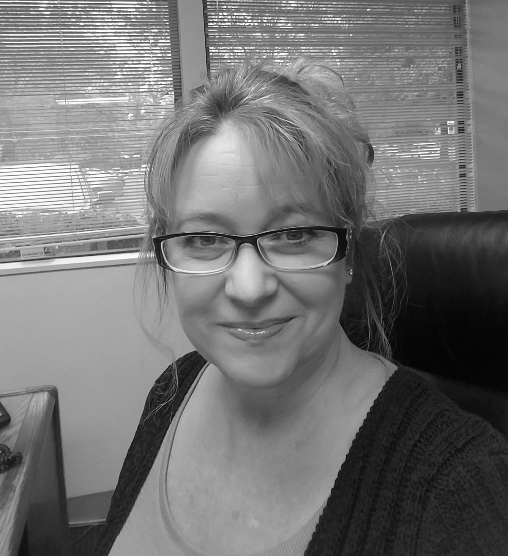 Team member Tammy at The Natoma Company