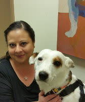 Dayna at Santa Fe Animal Clinic